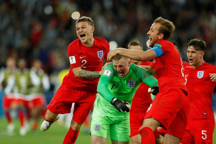 Coupe du monde 2018 : l'Angleterre arrache sa qualification aux tirs au but - ảnh 1