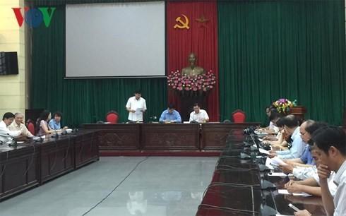 Hanoï: 100 milliards de dongs en faveur des personnes méritantes de la Patrie - ảnh 1