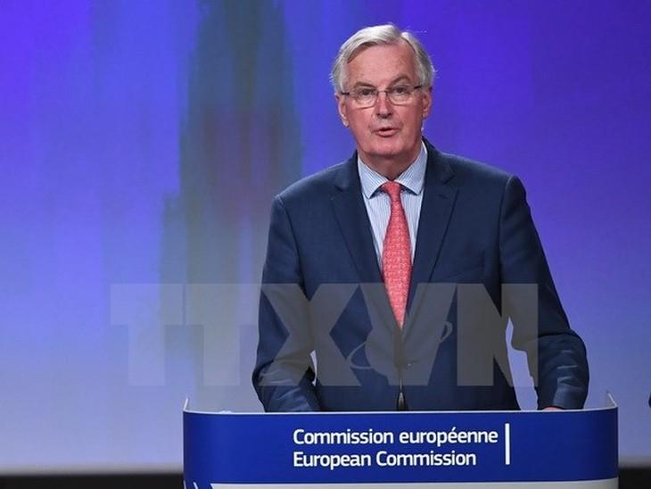"""Barnier: le Livre blanc sur l'après-Brexit soulève une """"série de questions"""" - ảnh 1"""