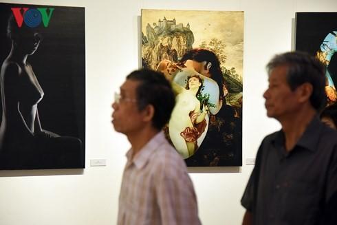 Première exposition nationale de photos de nu - ảnh 1