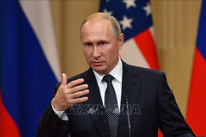 Poutine prêt à rencontrer Kim Jong-un, selon l'agence nord-coréenne KCNA - ảnh 1