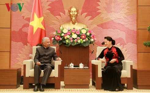 Des représentants de l'ONU reçus par Nguyên Thi Kim Ngân - ảnh 1