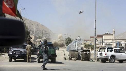 Afghanistan: des roquettes tirées sur Kaboul  - ảnh 1