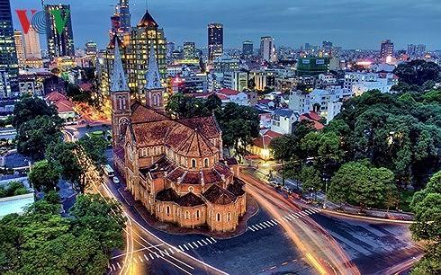 Ho Chi Minh-ville : dynamisme et créativité - ảnh 1