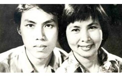 Luu Quang Vu & Xuân Quynh, le couple mythique de la littérature vietnamienne - ảnh 1