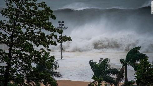 74 morts, le bilan du super typhon Mangkhut s'aggrave aux Philippines - ảnh 1