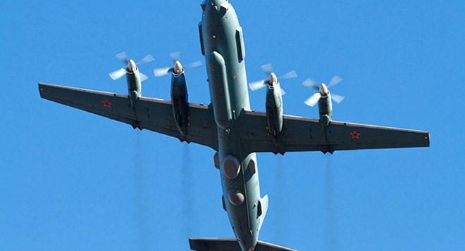 Syrie : un avion militaire russe disparaît au-dessus de la Méditerranée - ảnh 1
