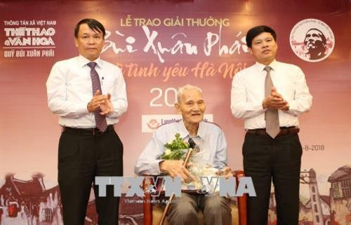 Hanoi, toujours Hanoi!    - ảnh 1