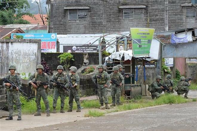 Les Philippines et les États-Unis intensifieront leur activités militaires conjointes en 2019 - ảnh 1