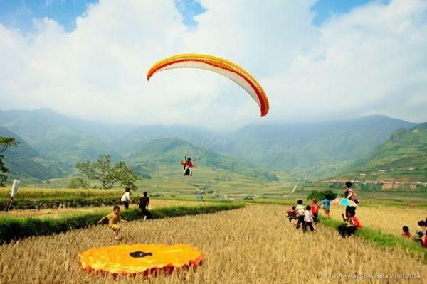 À la découverte des rizières en terrasse de Mù Cang Chai - ảnh 1