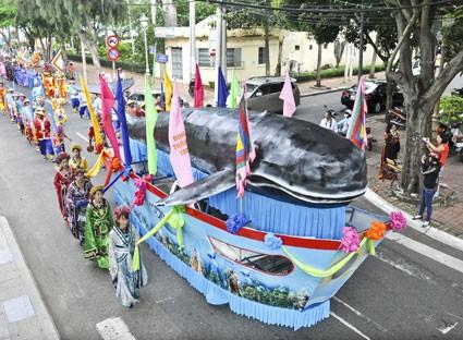 Bà Ria-Vung Tàu développe les fêtes pour attirer plus de touristes - ảnh 1