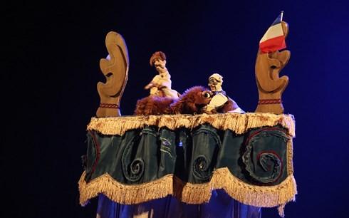 5e festival international de marionnettes: convergence et échange - ảnh 1