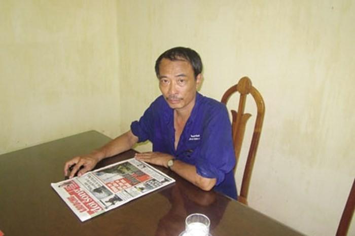 Nguyên Duc Cuong, citoyen d'élite de la capitale 2018 - ảnh 1