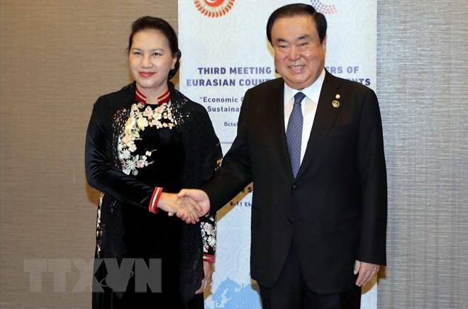 Approfondir le partenariat stratégique Vietnam-République de Corée - ảnh 1