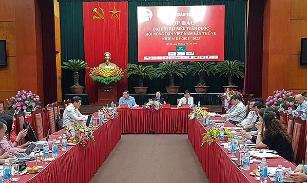 999 délégués attendus au 7e Congrès national de l'Association des agriculteurs vietnamiens - ảnh 1