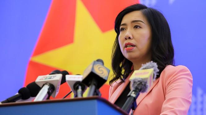 Conférence de presse du ministère vietnamien des Affaires étrangères - ảnh 1