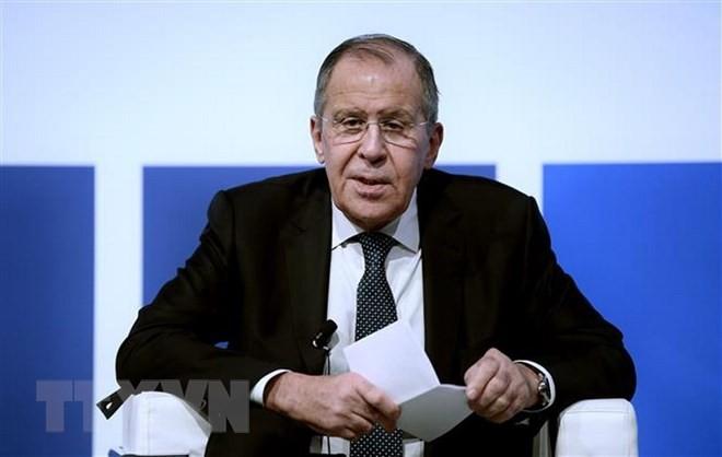 Sergei Lavrov : La Russie ne mènera pas de guerre dans l'est de l'Ukraine - ảnh 1