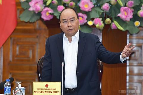 Le gouvernement prépare des documents pour le prochain Congrès du Parti communiste vietnamien - ảnh 1