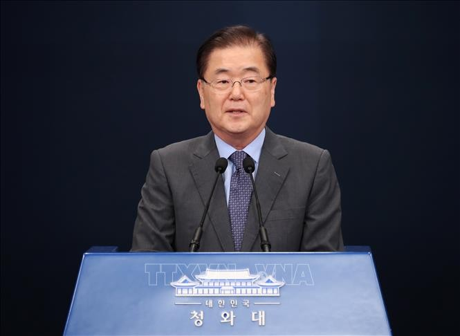 La dénucléarisation nord-coréenne est irréversible - ảnh 1