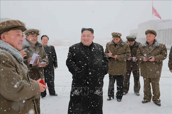 L'armée nord-coréenne appelée à jouer un rôle majeur dans le développement économique - ảnh 1