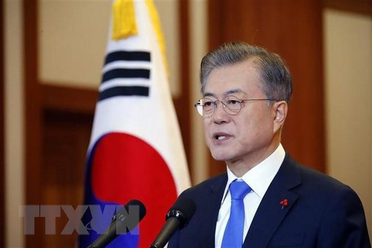 Séoul peut épauler Washington pour accélérer la dénucléarisation nord-coréenne - ảnh 1