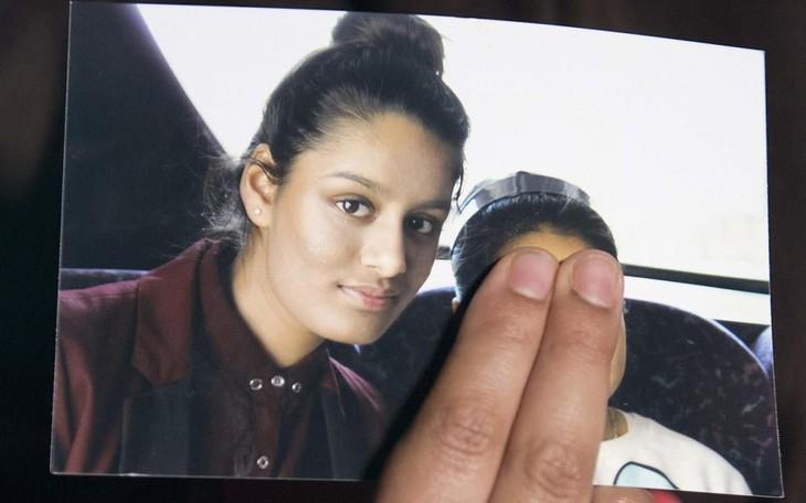 Royaume-Uni: la djihadiste qui voulait rentrer au pays déchue de sa nationalité - ảnh 1