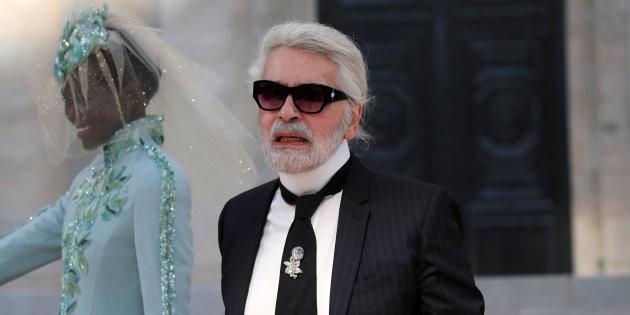 Lunettes noires sur la mode: Karl Lagerfeld est mort - ảnh 1