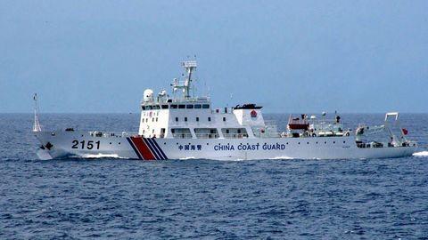 Quatre navires de patrouille chinois entrent dans les eaux japonaises - ảnh 1