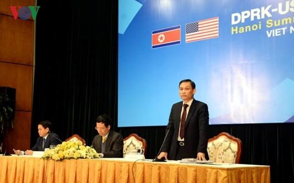 Sommet USA-RPDC: Hanoï met en valeur sa politique extérieure - ảnh 2