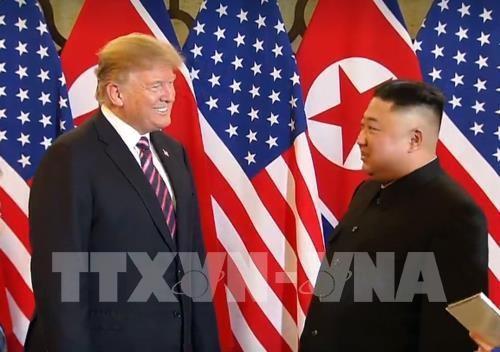 """Donald Trump : Les relations avec le leader nord-coréen Kim Jong Un sont """"très bonnes"""" - ảnh 1"""