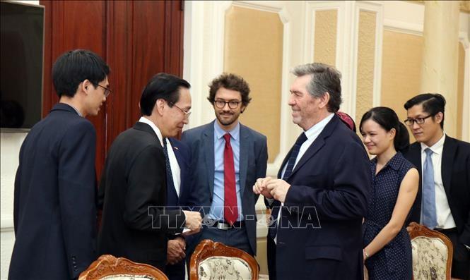 Hô Chi Minh-ville renforce ses liens avec l'Agence française de développement  - ảnh 1