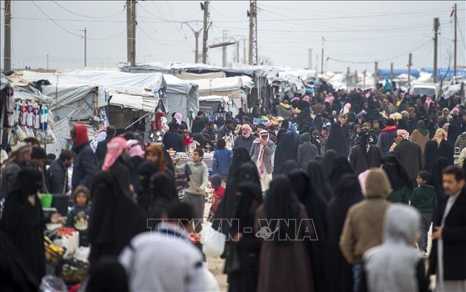Syrie: les donateurs veulent aider les réfugiés, pas le régime - ảnh 1