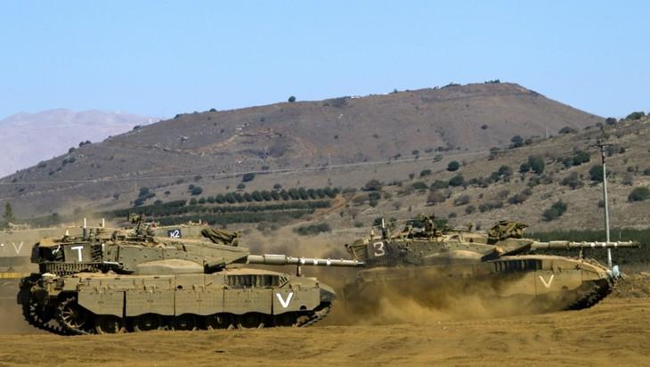 Golan: la Syrie demande une réunion d'urgence du Conseil de sécurité - ảnh 1