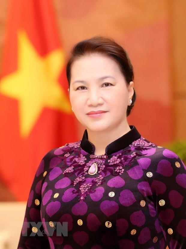 Nguyên Thi Kim Ngân entame sa tournée parlementaire - ảnh 1