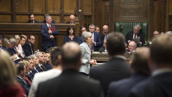 Brexit: les députés votent sur des alternatives à l'accord de Theresa May - ảnh 1