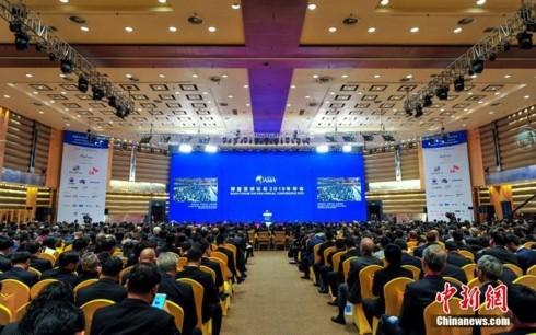 Clôture de la conférence annuelle du Forum de Boao pour l'Asie sur un consensus - ảnh 1