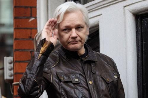 Julian Assange, le fondateur de WikiLeaks, a été arrêté par la police britannique - ảnh 1