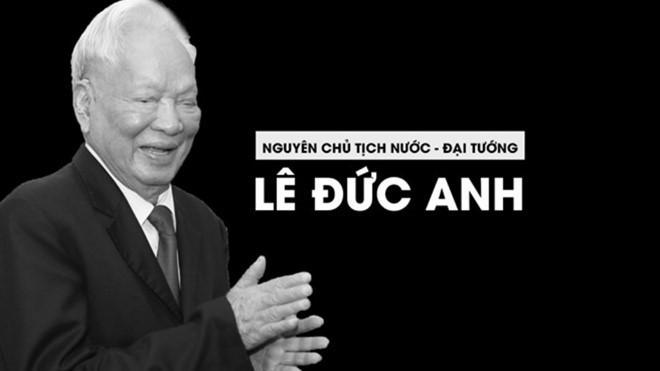 Obsèques nationales de l'ancien président Lê Duc Anh - ảnh 5