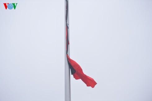 Obsèques nationales de l'ancien président Lê Duc Anh - ảnh 4