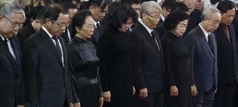 Obsèques nationales de l'ancien président Lê Duc Anh - ảnh 2