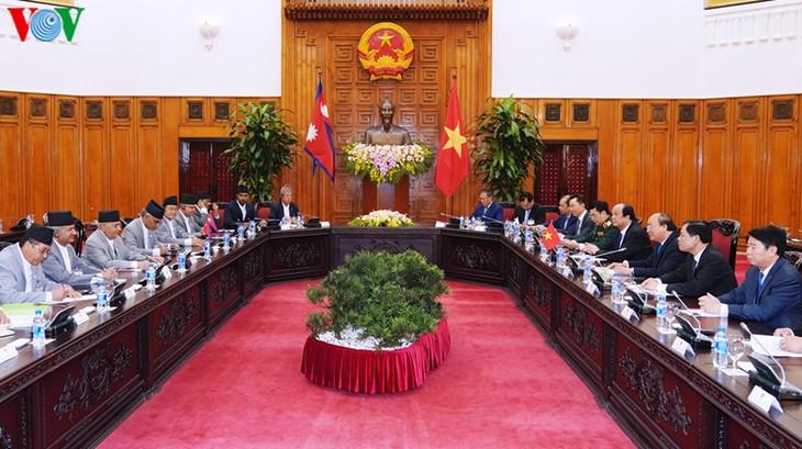 Entretien Nguyên Xuân Phuc-K.P. Sharma Oli - ảnh 2