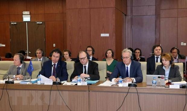 Dynamiser la coopération intégrale Vietnam - UE - ảnh 1