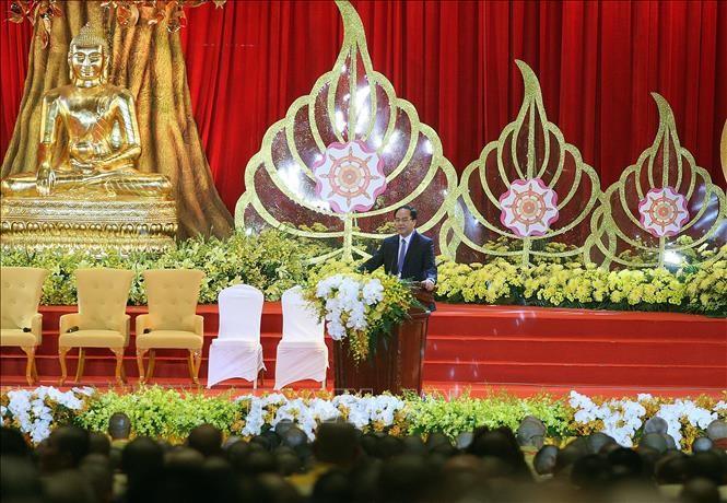 Bouddhisme : renforcement des échanges avec d'autres pays - ảnh 1