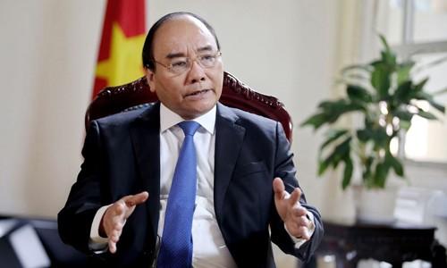 Interview donnée par Nguyên Xuân Phuc à TASS  - ảnh 1