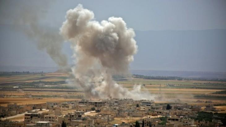 Syrie: 83 morts dans des combats entre régime et jihadistes  - ảnh 1