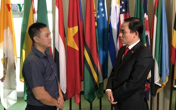 Le Vietnam, membre non permanent du Conseil de sécurité de l'ONU - ảnh 2