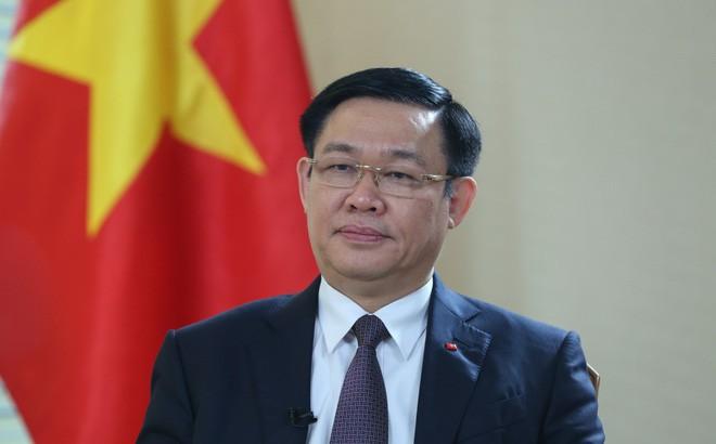 Vuong Dinh Huê en tournée au Myanmar et en République de Corée - ảnh 1