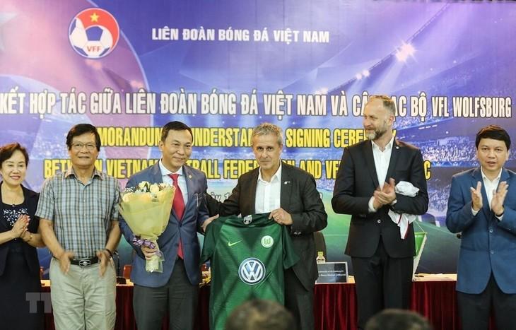 Collaboration Vietnam-Allemagne en football - ảnh 1