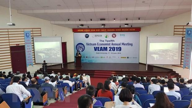 Rencontre annuelle des économistes VEAM 2019 - ảnh 1