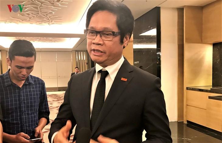 Forum d'affaires national de mi-mandat 2019 - ảnh 1